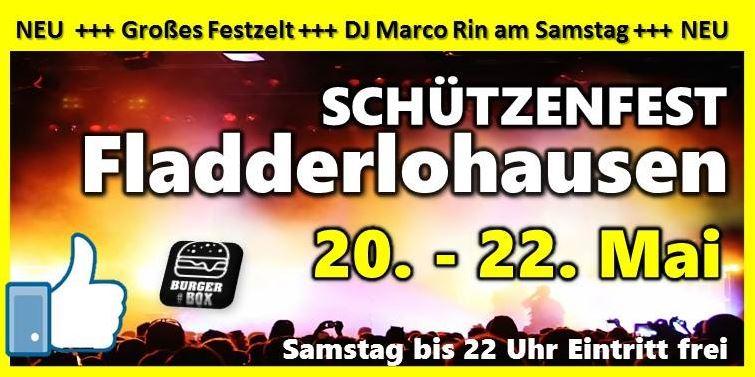 Banner Schützenfest 2017